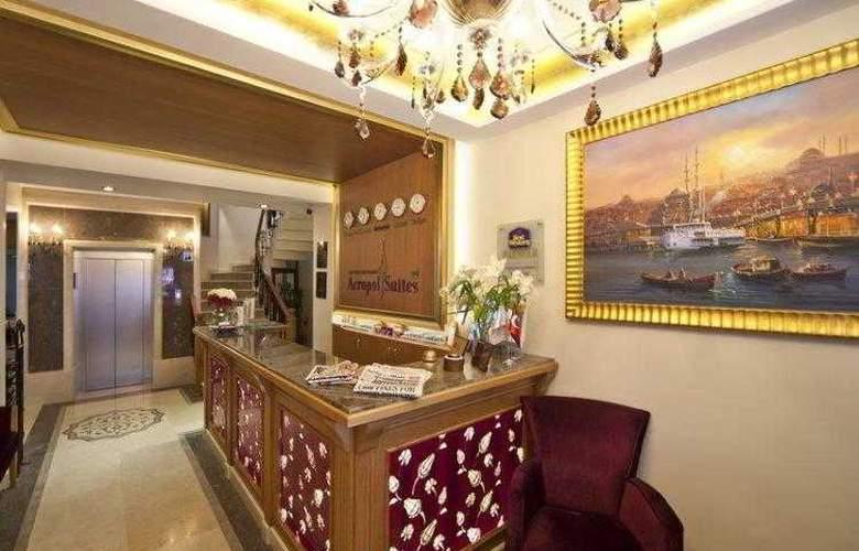 GLK PREMIER Acropol Suites & Spa - Hotel - 12