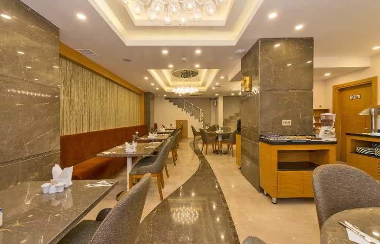 Bisetun Hotel - Restaurant - 3