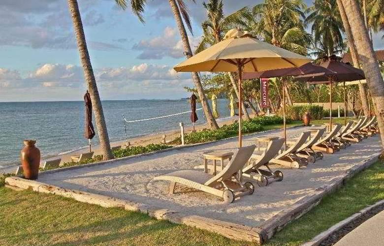 Mercure Koh Samui Beach Resort - Beach - 9