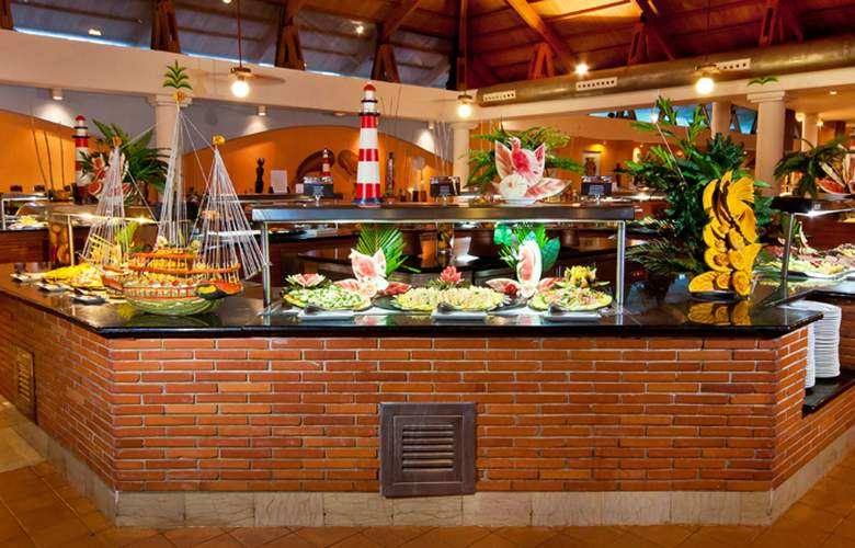 Catalonia Bávaro Beach, Golf & Casino Resort - Restaurant - 3