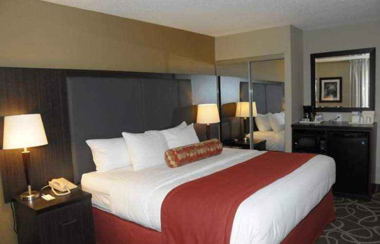 Comfort Inn Burlington - Hotel - 6