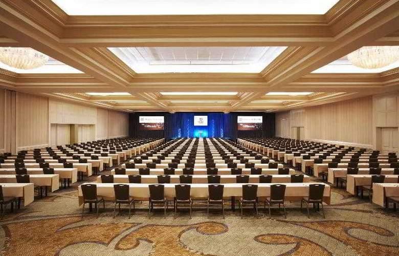 Sheraton San Diego Hotel & Marina - Conference - 47