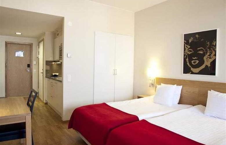 Best Western Plus Hotel Mektagonen - Hotel - 40