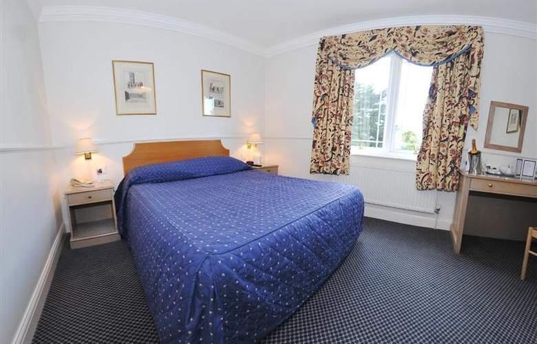 Best Western Montague Hotel - Room - 103