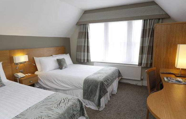 Best Western Linton Lodge Oxford - Hotel - 7
