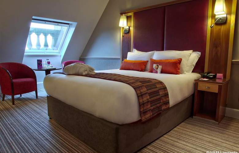 Crowne Plaza Edinburgh - Royal Terrace - Room - 17