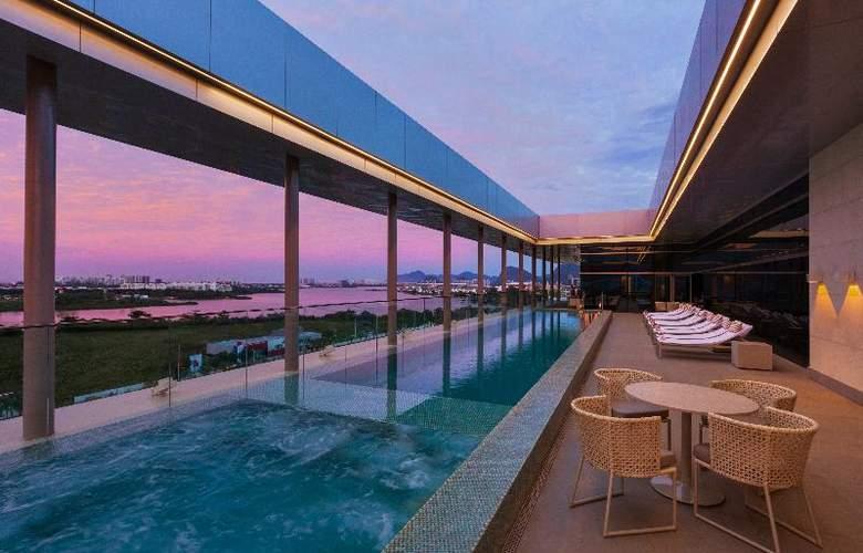 Hilton Barra Rio de Janeiro - Pool - 17