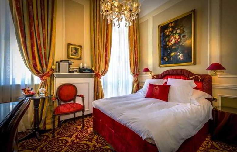Relais and Chateaux Hotel Heritage - Room - 7