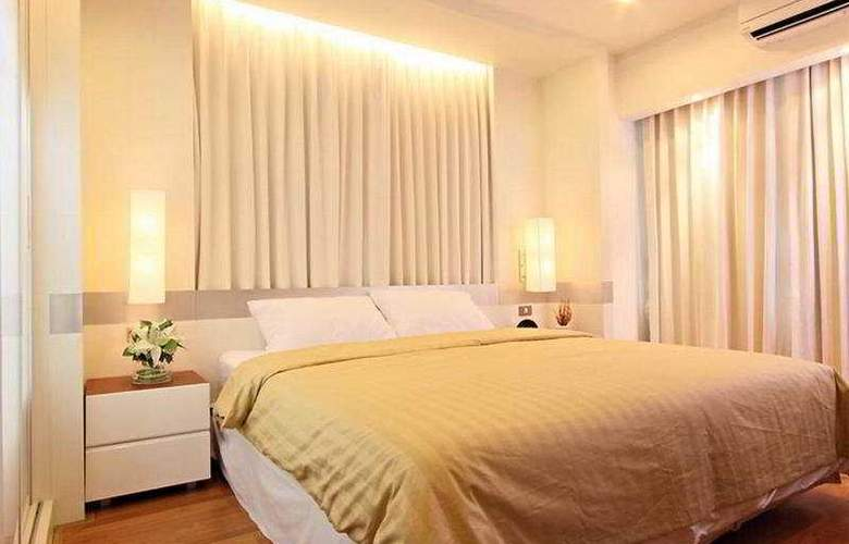 Sathorn Grace Hotel and Serviced Residence - Room - 3