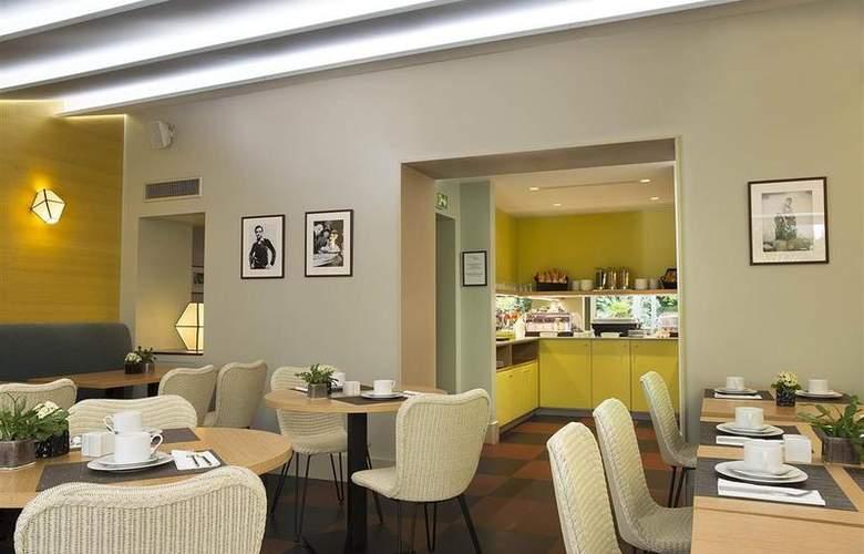 Villa des Artistes - Restaurant - 24