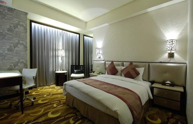 Capital Hotel Nanjing - Room - 2