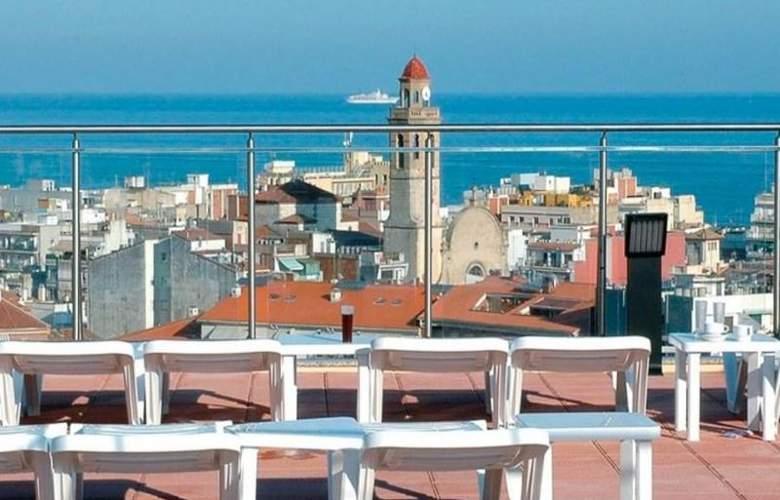 H TOP Calella Palace - Terrace - 33