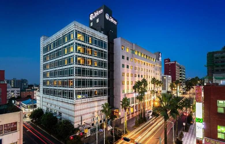 T.H.E Hotel & Vegas Casino Jeju - Hotel - 7