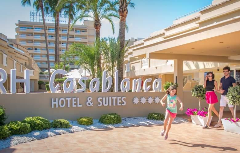 RH Casablanca Suites - Hotel - 7