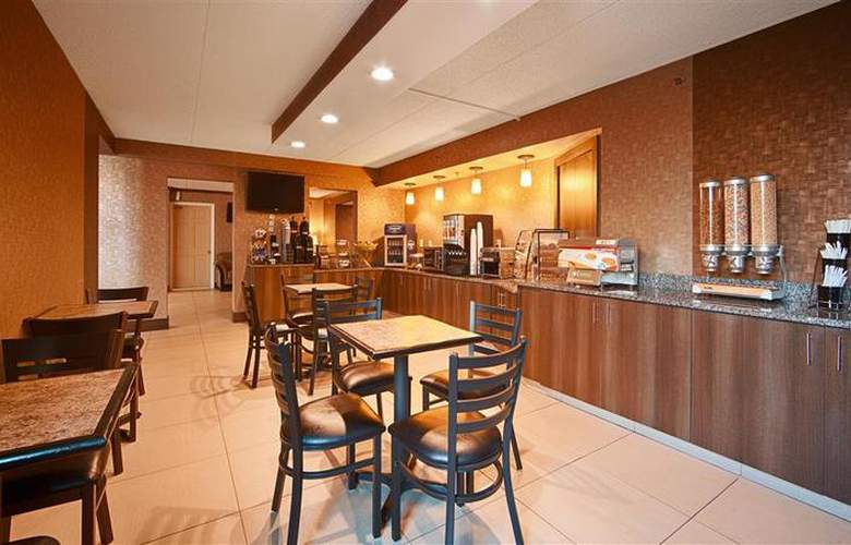 Best Western The Inn At Buffalo Airport - Restaurant - 41