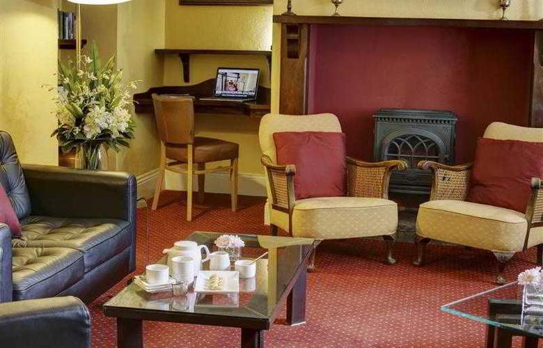 Best Western Henbury Lodge Hotel - Hotel - 36