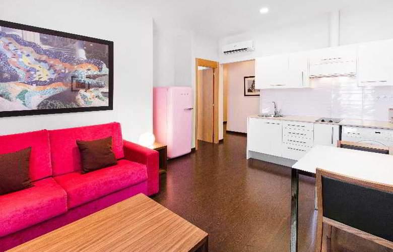 Dailyflats Barcelona Center - Room - 5