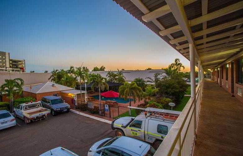 BEST WESTERN Karratha Central Apartments - Hotel - 33
