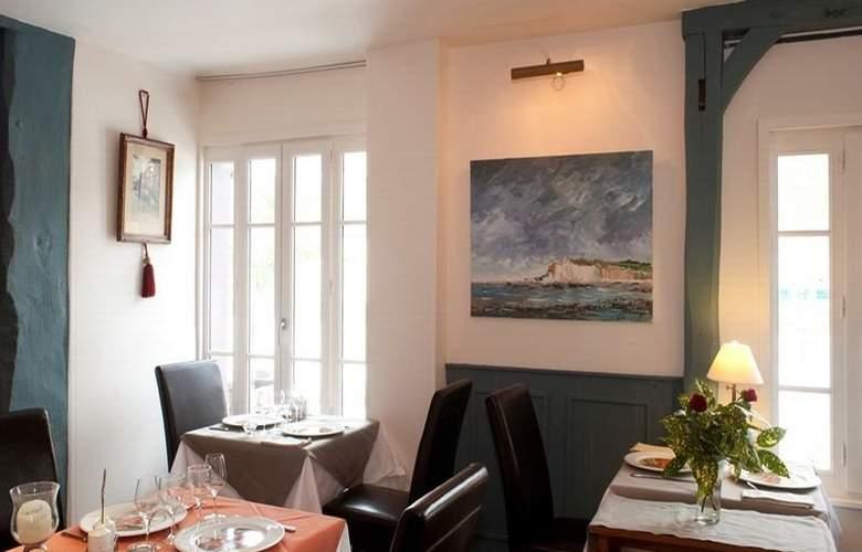 Hostellerie De La Vieille Ferme - Restaurant - 4