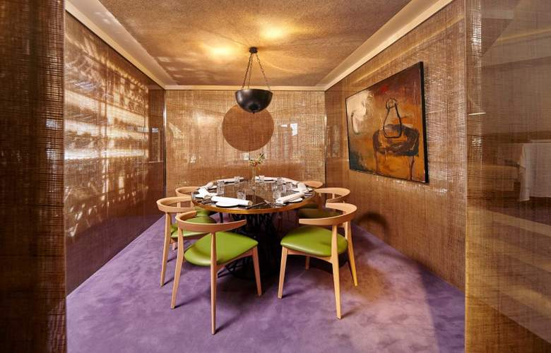 Alfonso V Sercotel - Restaurant - 30