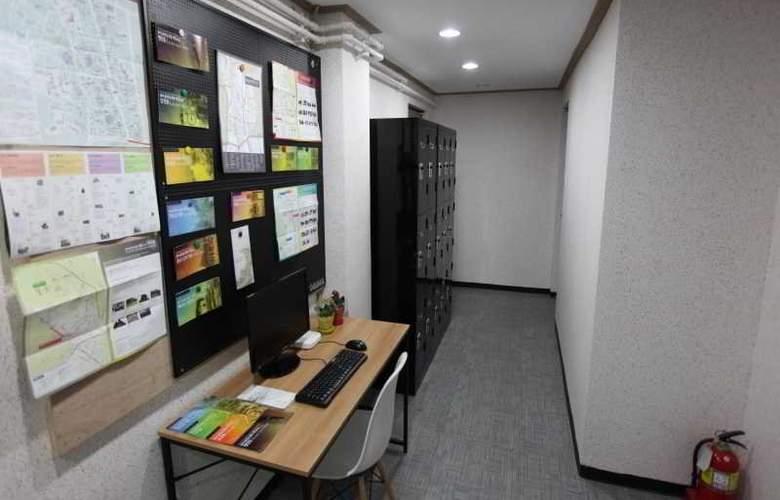 Stay in GAM Jongno Hostel - Hotel - 3