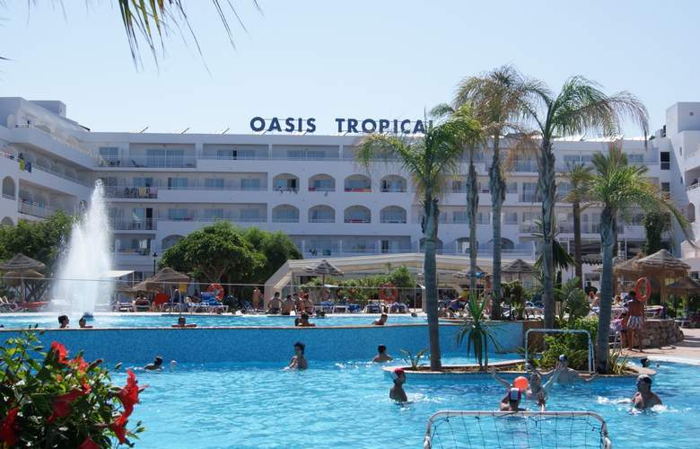 Best Oasis Tropical - Pool - 15