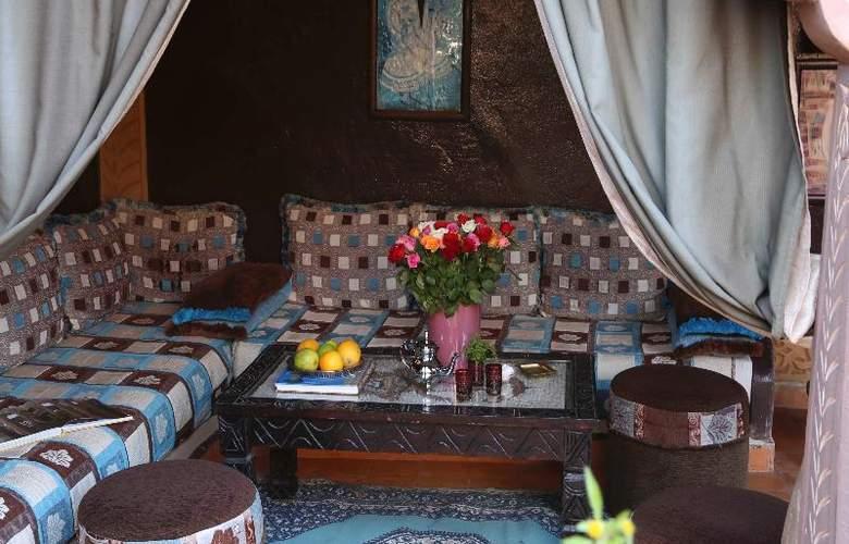 Riad Mille Et Une Nuits - Terrace - 14