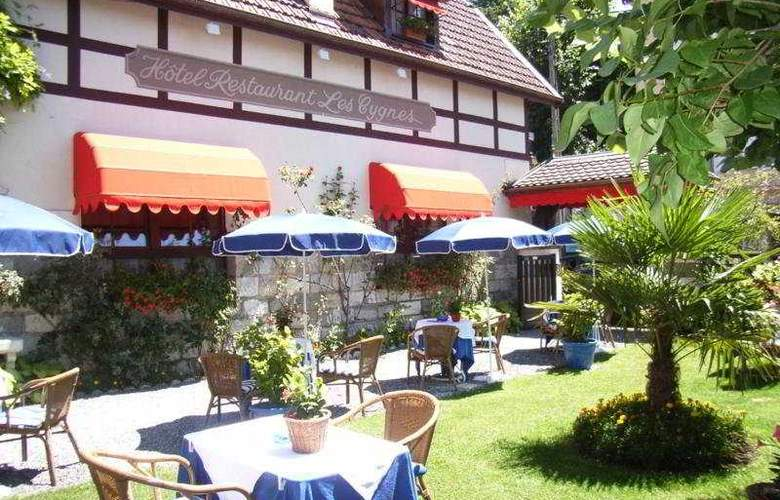 Les Cygnes - Restaurant - 8