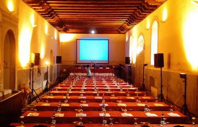 Monasterio de San Francisco - Conference - 3