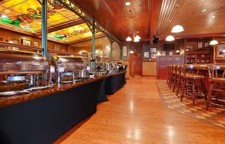 Best Western Premier The Central Hotel Harrisburg - Restaurant - 55