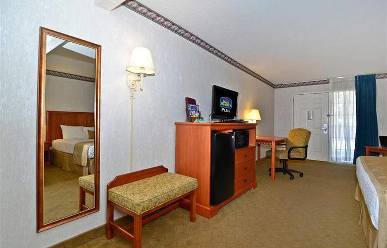 Best Western Plus Marble Falls Inn - Room - 30