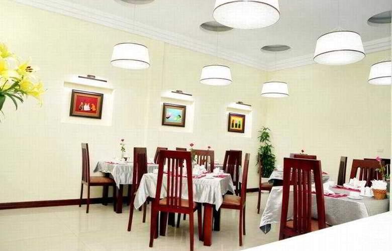Bro & Sis Hotel Hang Bun - Restaurant - 6
