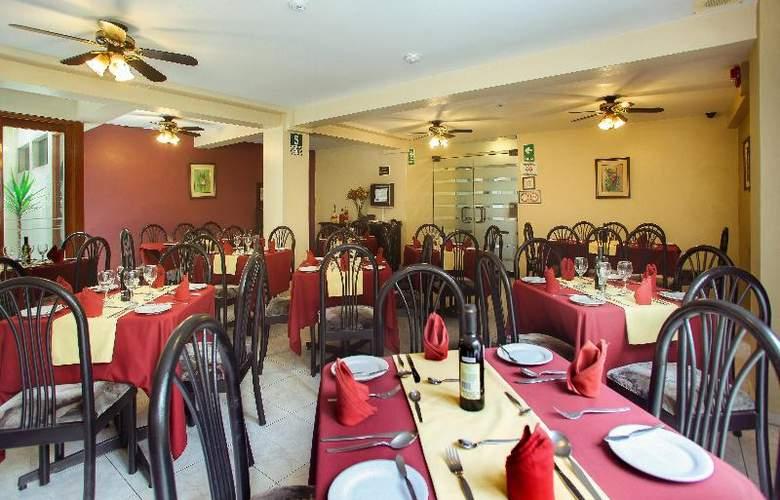 Embajadores Hotel - Restaurant - 18