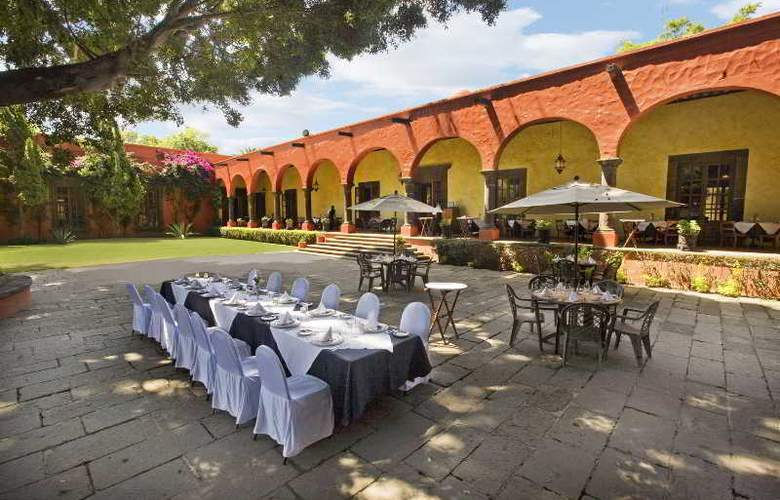 Fiesta Americana Hacienda Galindo - Restaurant - 29