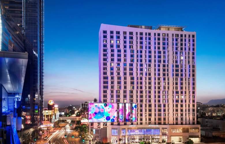 Residence Inn Los Angeles L.A. Live - Hotel - 0