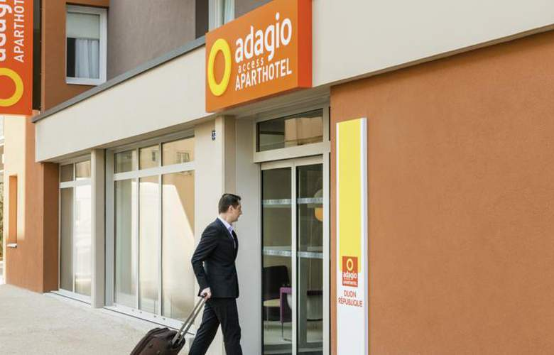 Adagio Access Dijon Republique - Building - 4