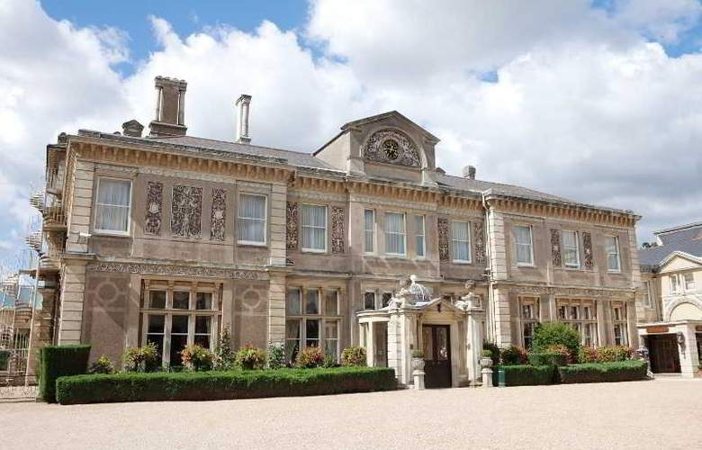 Down Hall Country House - Hotel - 12