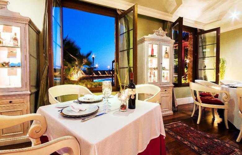 Villa de Alarcon - Restaurant - 27