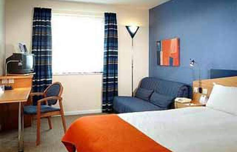 Holiday Inn Express Newcastle Metro Centre - Room - 1