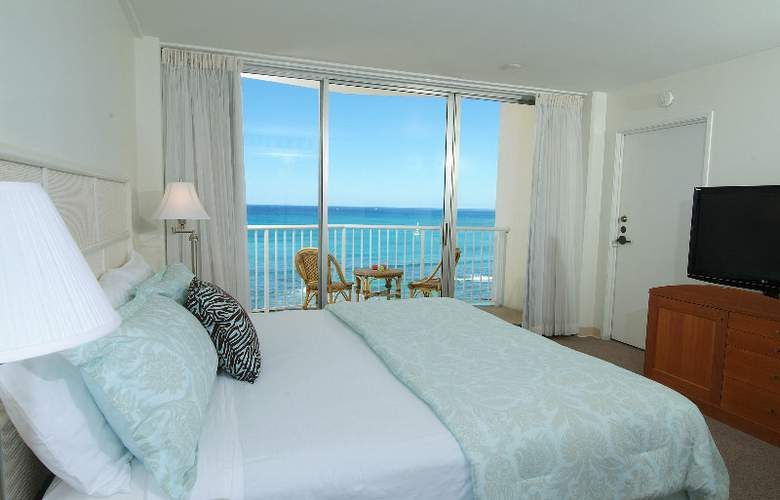 Aqua Park Shore Waikiki - Room - 6