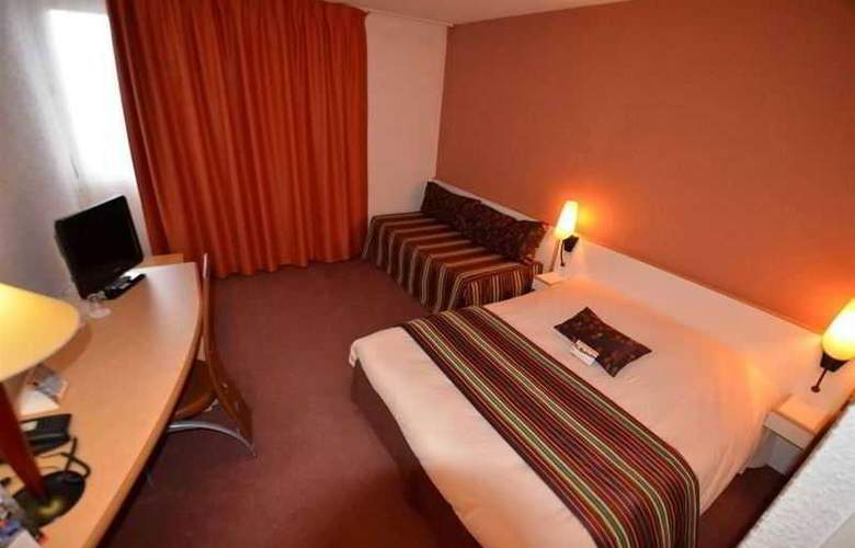 Quality Hotel Alisee Poitiers Nord - Room - 9