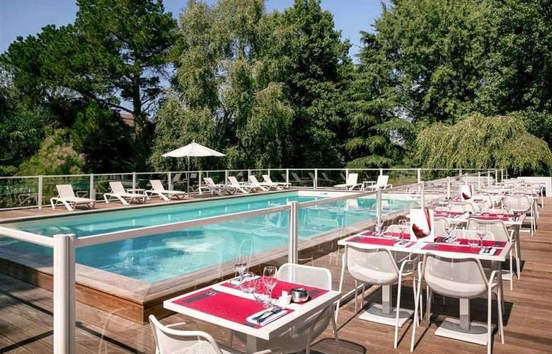 Mercure Bordeaux Le Lac - Hotel - 16
