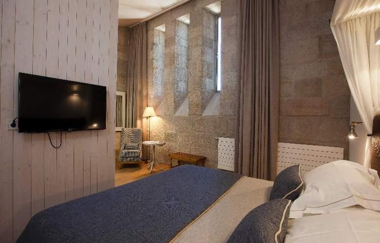 Parador Castillo de Monterrei - Room - 2