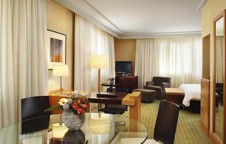 Sheraton Brussels Airport - Room - 22