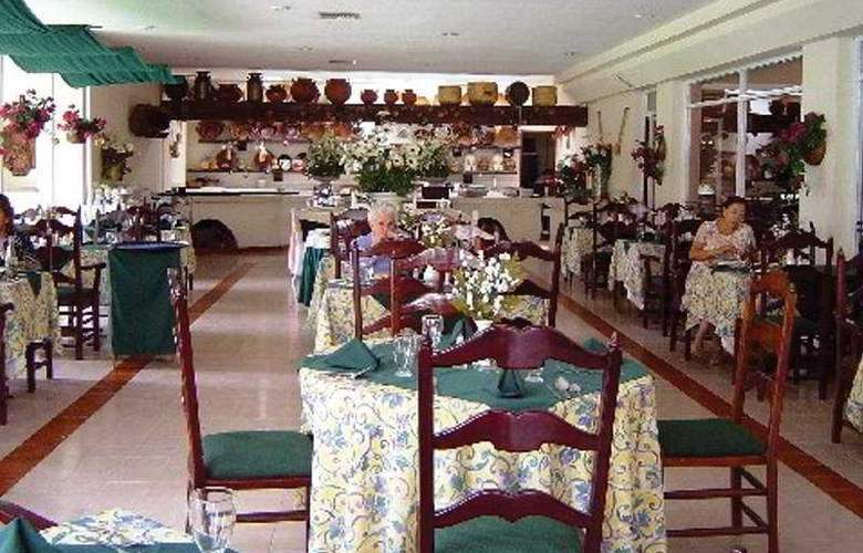 Real de Minas de San Luis - Restaurant - 8