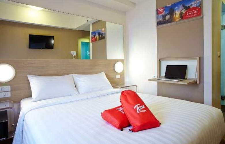 Red Planet Hotel Quezon City - Room - 16