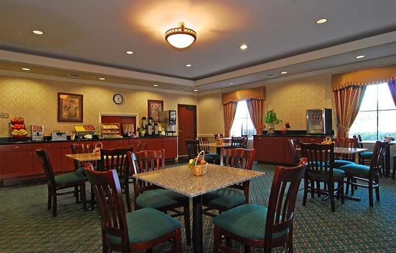 Best Western Fountainview Inn&Suites Near Galleria - Restaurant - 64