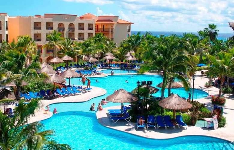 Sandos Playacar Beach Experience Resort - Pool - 14