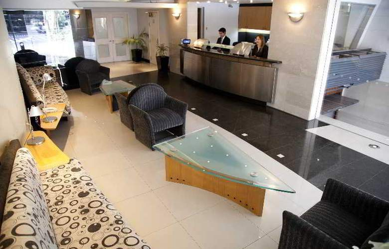 Pocitos Plaza Hotel - General - 13