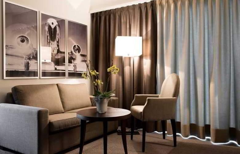 Park Hotel Winterthur Swiss Quality - Room - 14